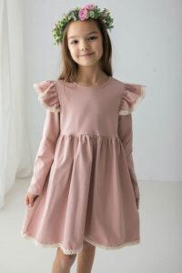 Jakie sukienki dziewczęce do szkoły?